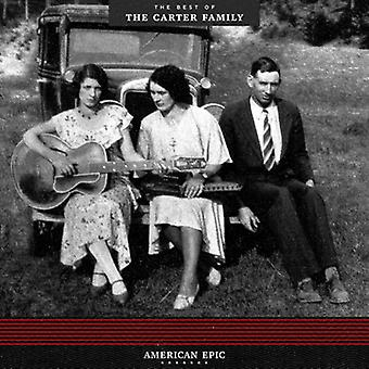 Carter Family - American Epic: The Best of the Carter Family [Vinyl] USA import