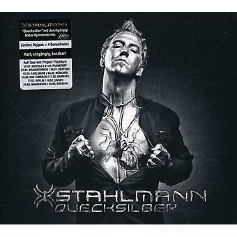 Stahlmann - Quecksilber [CD] Yhdysvallat tuoda