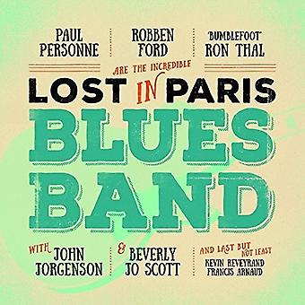 Lost in Paris Blues Band - Lost in Paris Blues Band [CD] USA import