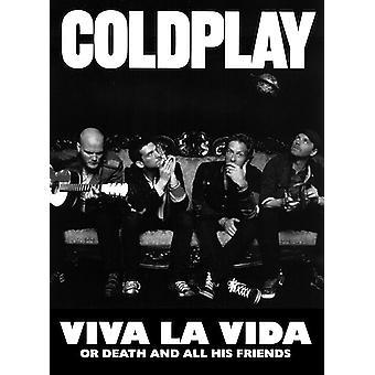 Viva Coldplay Viva La Vida Poster cartel imprimir por