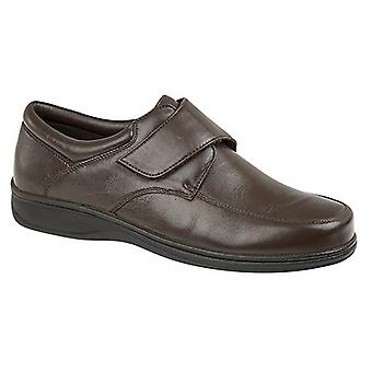 Roamers Mens Super Soft Leather Casual Shoes