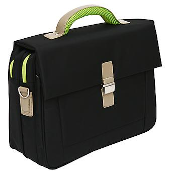 "Soft Quality 15.6"" Laptop Briefcase Business Bag Work Case"