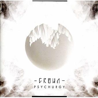 Crown - Psychurgy [CD] USA import
