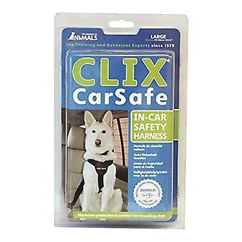 Company of Animals Clix Car Safe Dog Harness Size: Large (29.5-37 G)