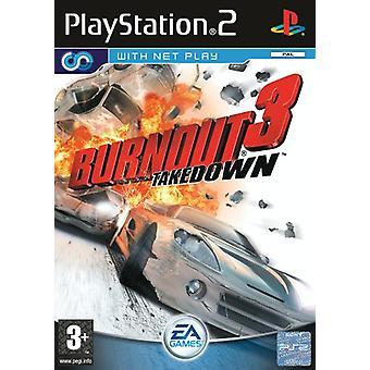 Burnout 3 Takedown (PS2) - Uusi tehdas suljettu