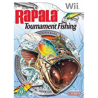 Rapala Tournament Fishing (Wii) - Nouveau