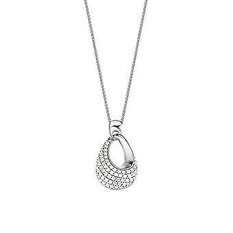 ESPRIT collection damer kedja halsband silver Medea Glam ELNL92635A420