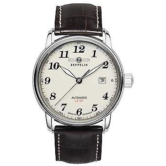 Zeppelin Count Automatic LZ127 Date Display 7656-5 Watch