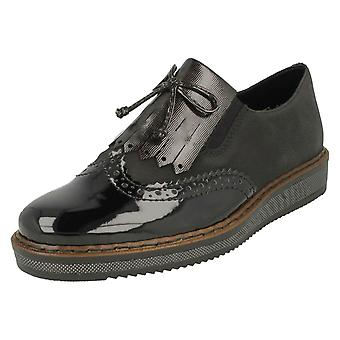 Doamnelor Rieker haită de inspirație pantofi N0372