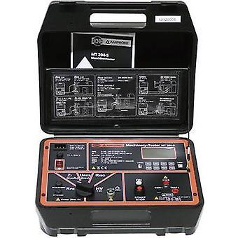 Beha أمبروبي 9085MT آلة 204-S تستر DIN VDE 0411-1، IEC/EN 61010-1، DIN VDE 0413/EN 61557 الأجزاء 2، 3، 4