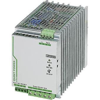 Phoenix Contact QUINT-PS/3AC/48DC/20 Rail mounted PSU (DIN) 48 V DC 20 A 960 W 1 x