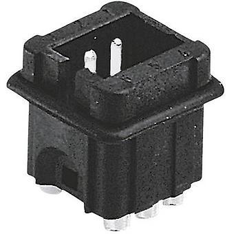 Harting 09 70 006 2615 PIN inzet Han® staf 6 solderen 1 PC (s)