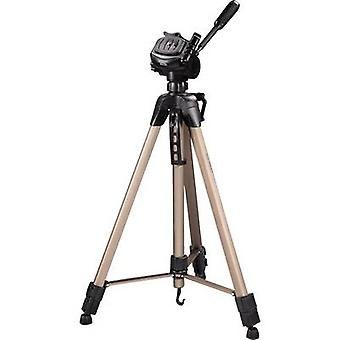 Hama Star 63 Tripod 1/4 Working height=66 - 166 cm Champagne incl. bag, Level