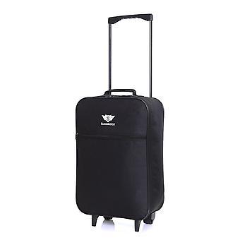 Slimbridge Barcelona cabine goedgekeurd tas, zwart