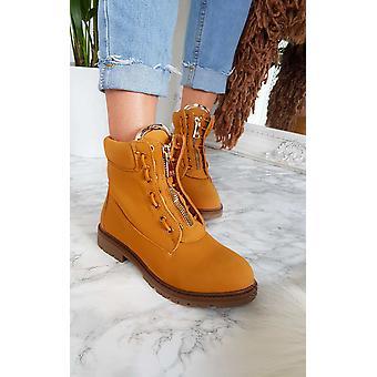 IKRUSH Womens Lexie Desert Boots