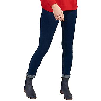 Joules Womens Monroe elástico Casual clássico Jeans Skinny