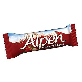 Alpen Strawberry & Yogurt Bars
