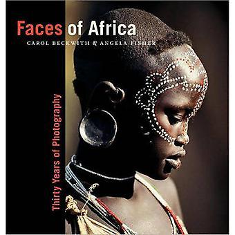 Gesichter der Afrika - dreißig Jahre Fotografie von Carol Beckwith - Ange