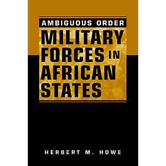 Meervoudige bestelling - strijdkrachten in Afrikaanse Staten (nieuwe editie) door H