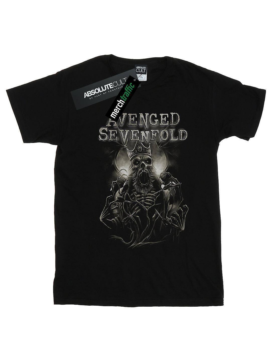 Avenged Sevenfold Men's King Deathbat T-Shirt
