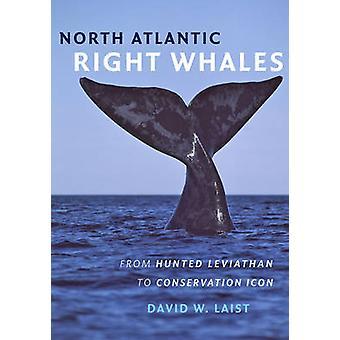 北大西洋右クジラ - 保全 ic 狩りリヴァイアサンから