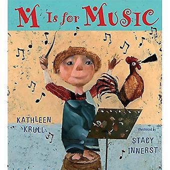 M steht für Musik