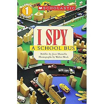 Schoolbus (I Spy (scholastische Ingenaaid))