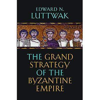 Großartige Strategie des byzantinischen Reiches