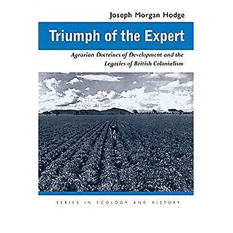 Triumph asiantuntijan: maatalouden oppeja ja brittien siirtomaavallasta perinnöistä