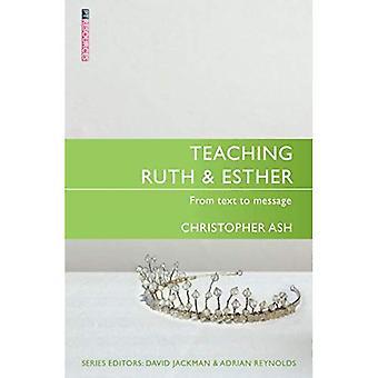 Undervisning Ruth & Esther (kungörelse förtroende)