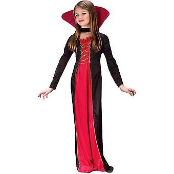 Królewskie dziecko wampirzyca kostium