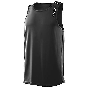 2XU Mens X Tech Singlet