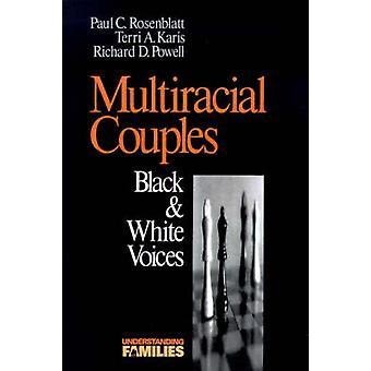 Coppie Multiracial nero voci bianche di Karis & Terri A.