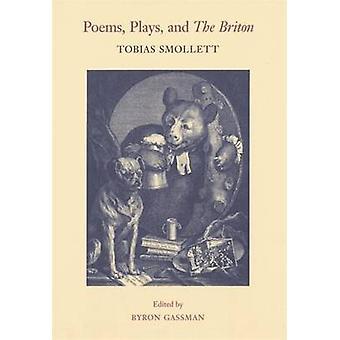 Peças de poemas e o britânico por George Smollett & Tobias