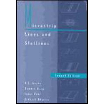 Microstrip Lines and Slotlines 2nd Ed. by Gupta & K. & C.