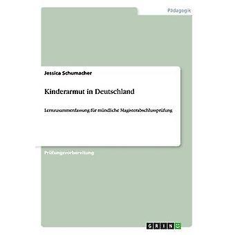 Kinderarmut in Deutschland door Schumacher & Jessica