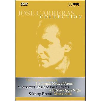 ホセ ・ カレーラスのホセ ・ カレーラス コレクション 【 DVD 】 USA 輸入
