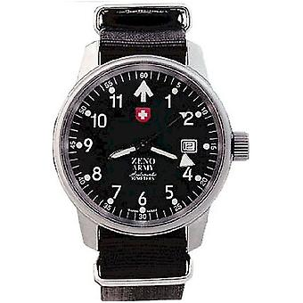 Zeno-watch mens watch of classic Royal arrow 6554ZA-a1