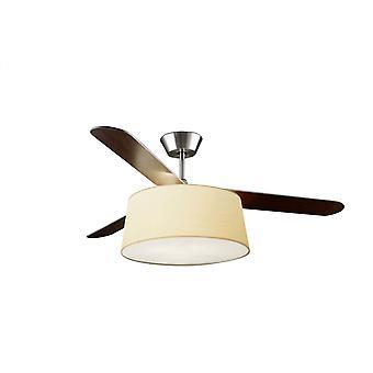 Ventilateur de plafond lumière Belmont 132cm/52