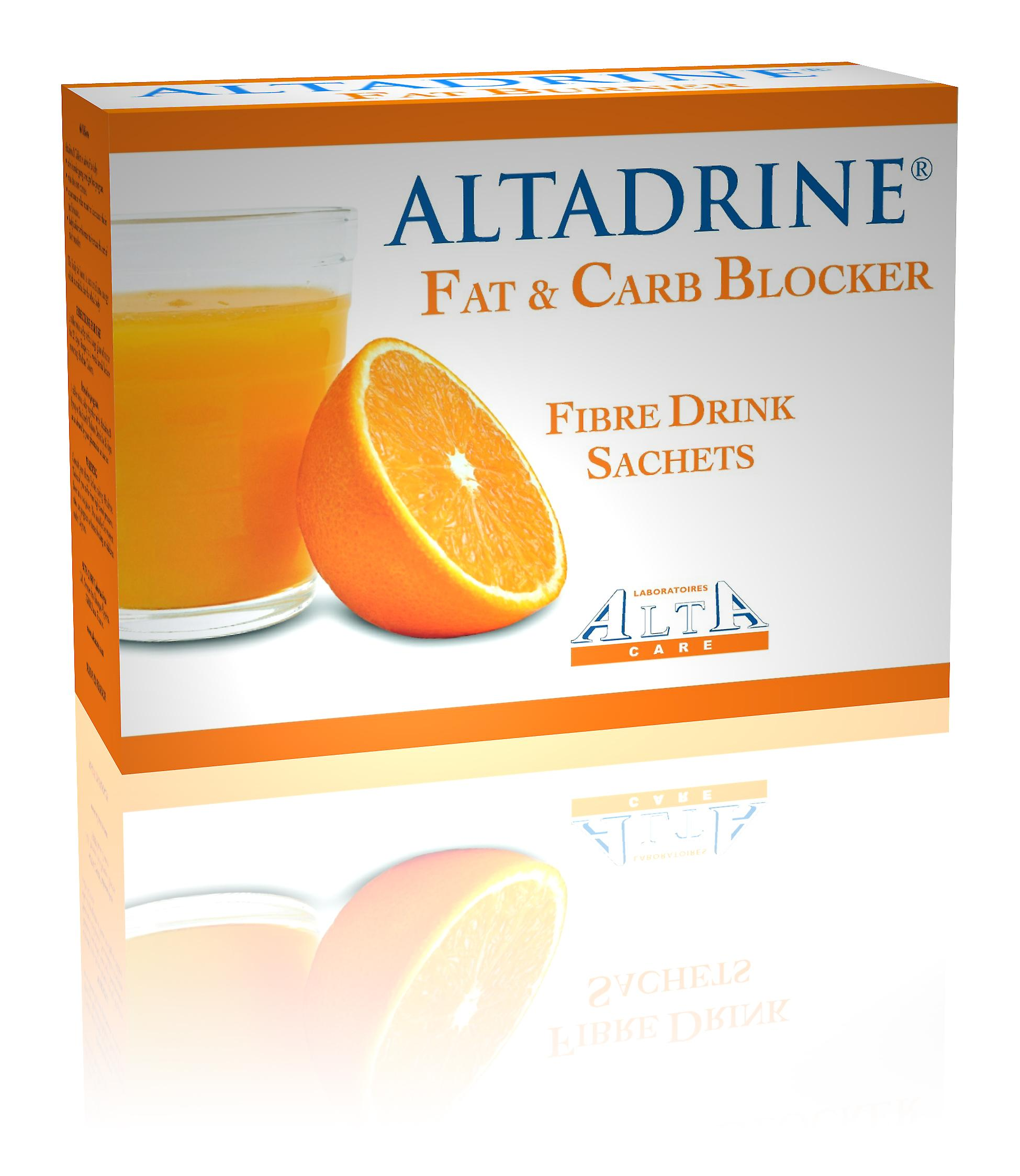 Altadrine Fat and Carb Blocker
