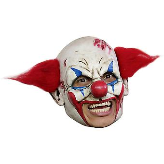 Clown Chinless Mask For Halloween