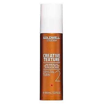 Goldwell Stylesign Crystal Turn Gel Wax 100ml