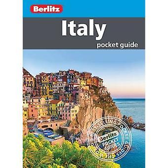 Berlitz Pocket Guide Italy by Berlitz - 9781780049595 Book