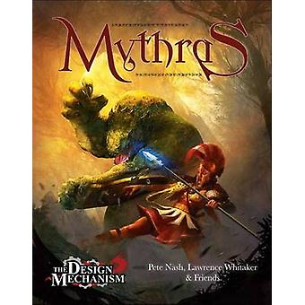 Mythras Core Rules by Pete Nash - Lawrence Whitaker - 9781911471066 B
