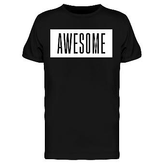 Awesome Cool Trendy Graphic Men's T-shirt