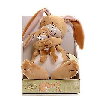 Guess hoeveel ik hou van je Lullaby Nutbrown Hare