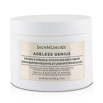 Bareminerals Ageless Genius Firming & Wrinkle Smoothing Neck Cream (salon Size) - 170g/6oz
