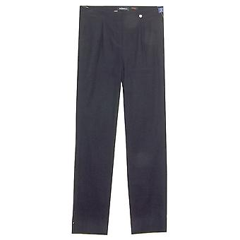 ROBELL Robell Trousers Marie 51412 54025 90 Black