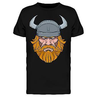 Angry Viking kasvot tee miesten-kuva Shutterstockissa