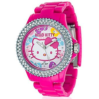 Hello Kitty Clock Girl ref. JHK9904-22